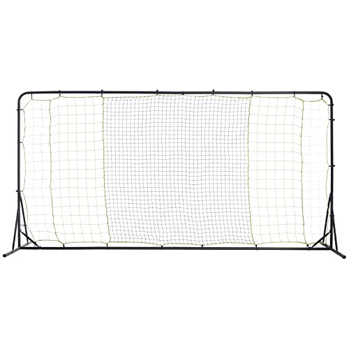 Franklin Sports Tournament Quality Steel Soccer Rebounder - 12 x 6 Foot - (Steel Rebounder)