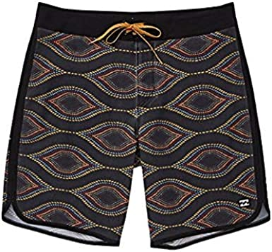 Billabong Womens Little Boys 73 Spinner Lt Boardshort