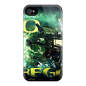 For Iphone 4/4s Tpu Phone Cases Covers(oregon Ducks)