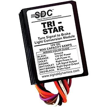 SDC PENTA-STAR XP TURN SIGNAL BRAKE LIGHT SYSTEM 01017