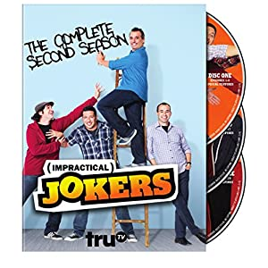 Impractical Jokers: Season 2 (2014)