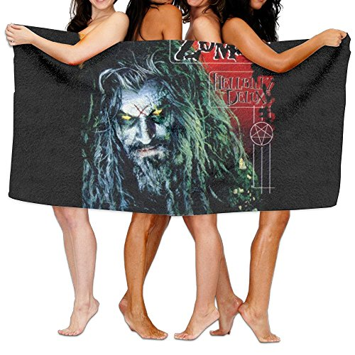 Uolongqul Rob Zombie Bath Towel Beach/Bath/Pool Towel 51.2
