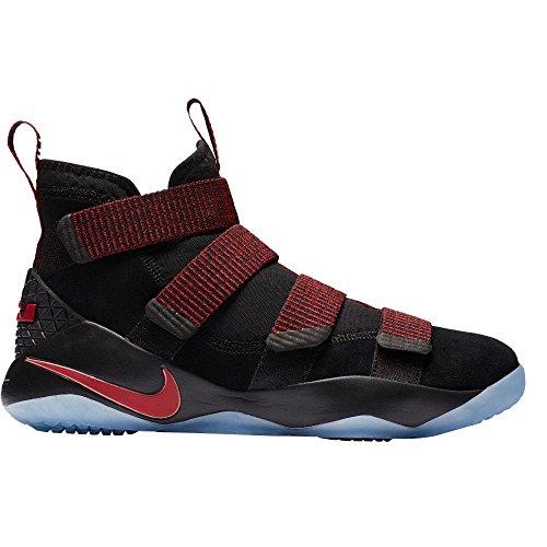 花弁ホイスト不当(ナイキ) Nike メンズ バスケットボール シューズ?靴 Zoom LeBron Soldier XI Basketball Shoes [並行輸入品]