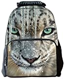 Rosing House Outdoor 3D Animal laptop Casual Cute Backpack (Tiger)