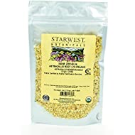 Starwest Botanicals Organic Astragalus Root Cut and Sifted, 4 Ounces