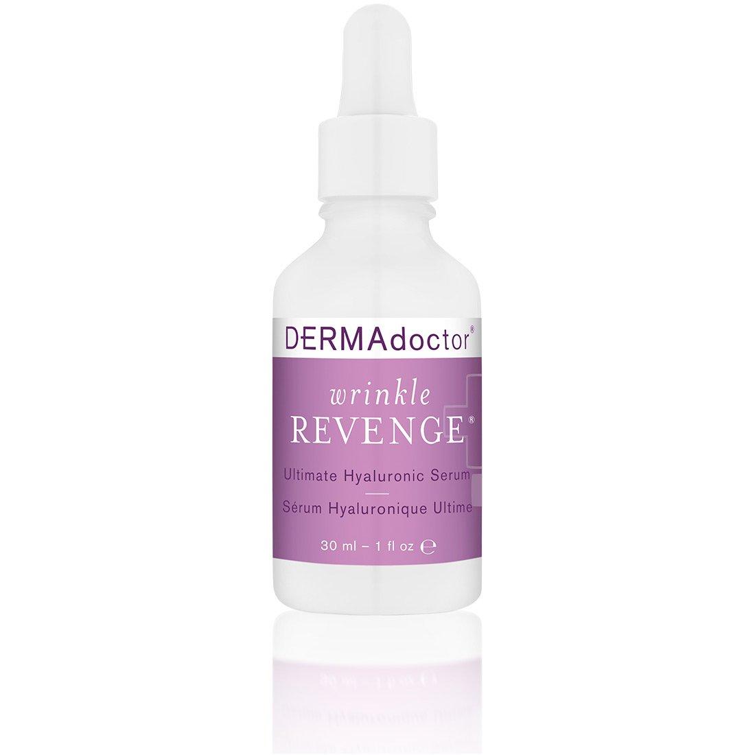 DERMAdoctor Wrinkle Revenge Ultimate Hyaluronic Serum, 1 oz.