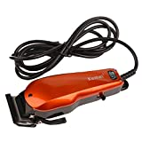 Kemei Plug Use Electric Adjustable Hair Clipper Haircut Machine