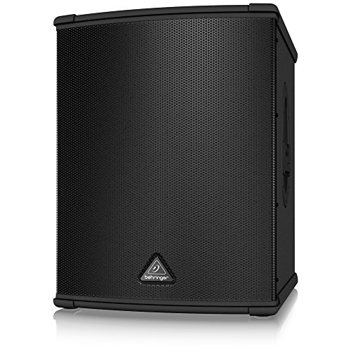 BEHRINGER B1500XP High-Performance Active 3000-Watt Pa Subwoofer with 15