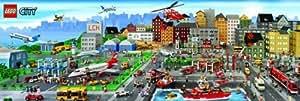 Lego - Lego City Door Poster Door Poster Print, 62x21