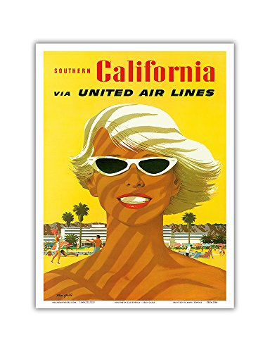 southern-california-united-air-lines-sun-tanned-bleached-blonde-in-sunglasses-vintage-airline-travel