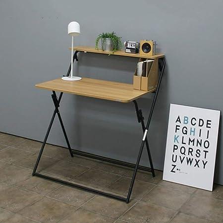 ZHAS Mesa Plegable portátil/extraíble/Escritorio de la computadora ...