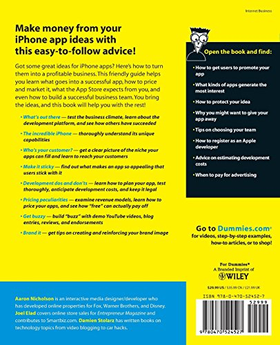 Starting-an-iPhone-Application-Business-For-Dummies