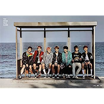 Amazon com: BTS Bangtan Boys - 12 PHOTO POSTERS(16 5 x 11 7