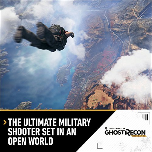 Tom Clancy's Ghost Recon Wildlands (Deluxe Edition) – PlayStation 4