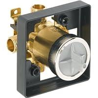 Delta Faucet R10000-UNBX MultiChoice Cuerpo de válvula de ducha y bañera universal