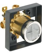 Delta Faucet R10000-UNBX MultiChoice Universal Tub and Shower Valve Body for Tub Faucet Trim Kits, Multi