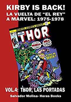 "Amazon.com: KIRBY IS BACK: THOR: (la vuelta de ""el rey"" a"