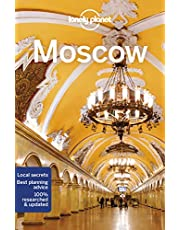 Lonely Planet Moscow 7 7th Ed.: 7th Edition