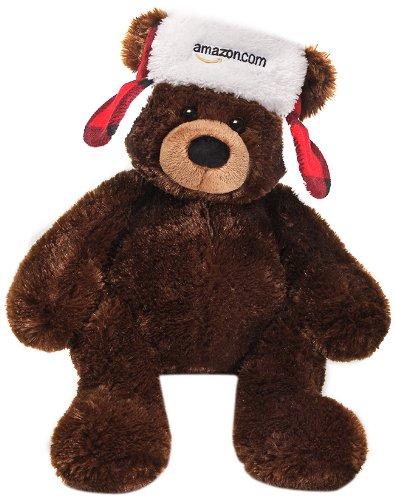 Gund 2013 Amazon Collectible Bear Plush