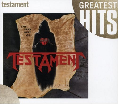 CD : Testament - The Very Best Of (O-Card Packaging)