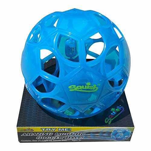 Squish Light-Up Soccer Ball by Squish