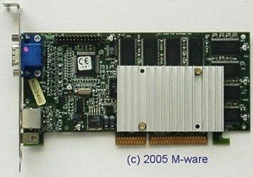 AGP-tarjeta gráfica 3Dfx Voodoo3 3000 S-Video ID751: Amazon ...