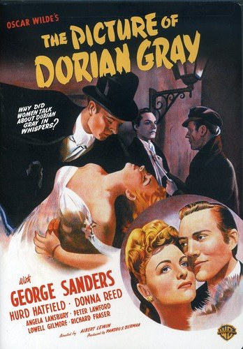 DVD : The Picture of Dorian Gray (Remastered, , Widescreen)