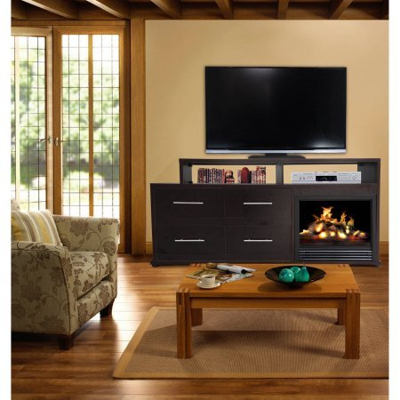 emerson electric fireplace - 5