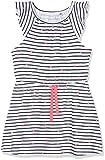 Name It Baby Girls' Nmfderla Capsl Dress, White (Bright White), 104