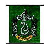 Harry Potter Wall Scroll - Slytherin Crest