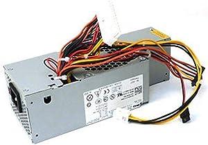 Dell Optiplex GX745SFF 275 watt power supply -MH300 (Renewed)