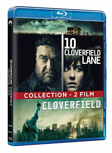Cloverfield / 10 Cloverfield Lane (2 Blu-Ray) [Import italien]