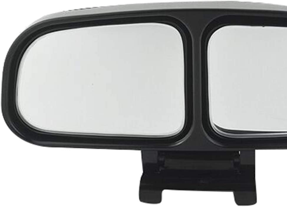 Car Rearview Blind Spot Zone Mirror Wide Angle Dual Glass Reversing Side Wing Mirror Car Accessories
