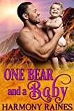 One Bear and a Baby: BBW Bear Shifter Baby Paranormal Romance (Who's the Daddy? Book 1)