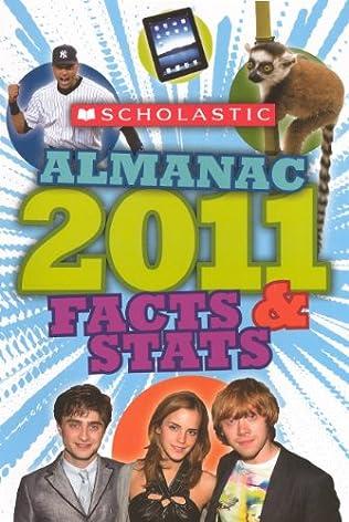 book cover of Scholastic 2011 Almanac for Kids