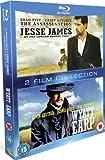 The Assassination of Jesse James/Wyatt Earp Double Pack [Blu-ray] (Region Free)