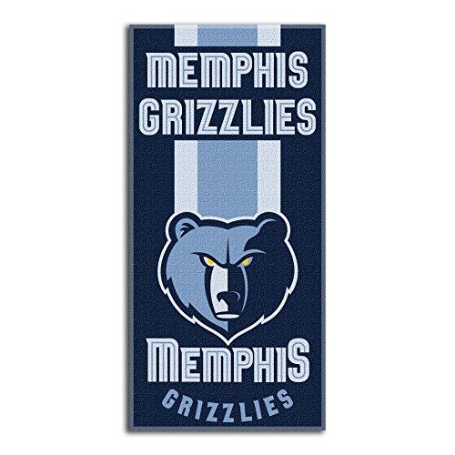 Northwest NBA Memphis Grizzlies Beach Towel, 30 X 60 Inches