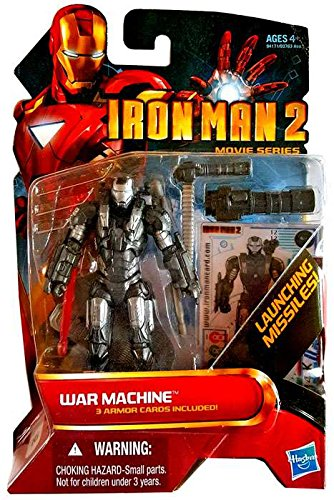 Iron Man 2 War Machine Figure #12