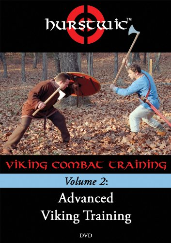 Hurstwic Viking Combat Training Volume 2: Advanced Viking Training (The Vikings Season 2 compare prices)