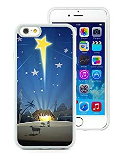 linJUN FENGPopular Sell Design iPhone 6 Case,Merry Christmas White iPhone 6 4.7 Inch TPU Case 68