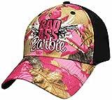 Bad Ass Barbie Pink Camo Cap