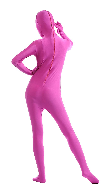 Insun Spandex Full Body Suit Unitard Costume for Adults Children