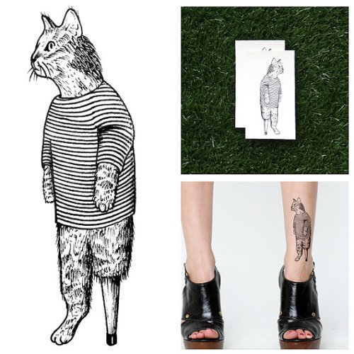 Tatti (Cat Costume Simple)