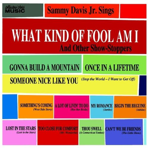 Sammy Davis Jr. - What Kind Of Fool Am I And Other Show-Stoppers - Zortam Music