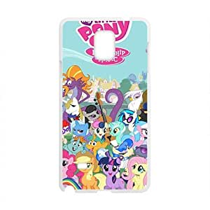 Cartoon little pony Cell Phone Case for Samsung Galaxy Note4