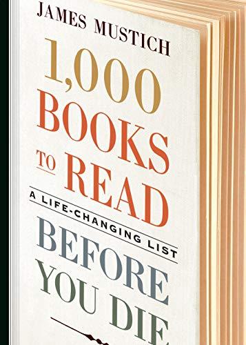 best novels to read before you die