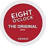Kitchen & Housewares : Eight O'Clock Coffee The Original Keurig Single-Serve K-Cup Pods, Medium Roast Coffee, 72 Count (6 Boxes of 12 Pods)