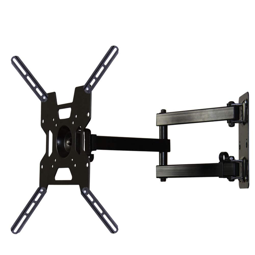 JL TV Stand Folding Telescopic Frame Adjustable Angle Hanger Wall Hanging TV Display Stand A+ by Monitor Stand