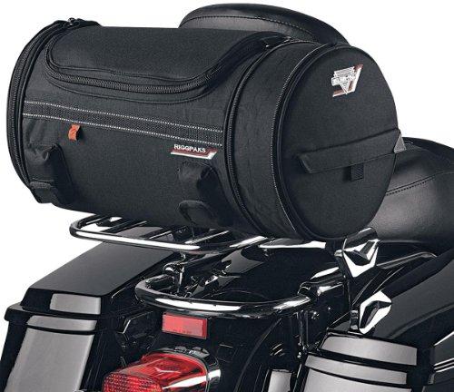 (Nelson-Rigg CTB-250 RiggPak Black Expandable Roll Bag)
