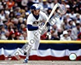 Robin Yount Milwaukee Brewers 1982 World Series Action Photo 8x10 #1